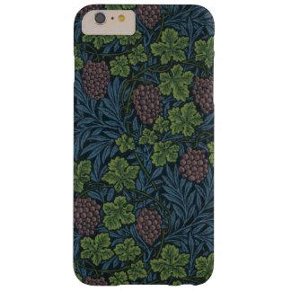 ウィリアム・モリスのつる植物の壁紙のデザイン BARELY THERE iPhone 6 PLUS ケース