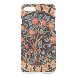 ウィリアム・モリスのオレンジ木 iPhone 7ケース