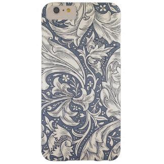 ウィリアム・モリスのデイジーのデザインの花のヴィンテージの芸術 BARELY THERE iPhone 6 PLUS ケース