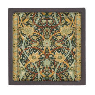 ウィリアム・モリスのペルシャ絨毯の芸術のプリントのデザイン ギフトボックス