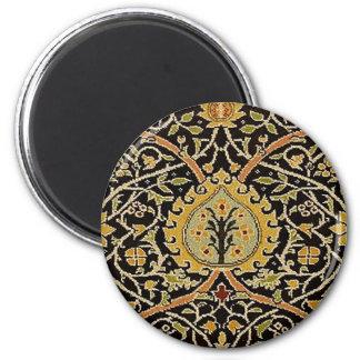 ウィリアム・モリスのペルシャ絨毯の芸術のプリントのデザイン マグネット