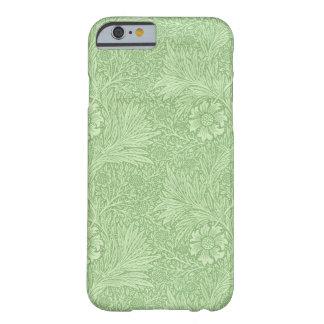 ウィリアム・モリスのマリーゴールド(緑) BARELY THERE iPhone 6 ケース