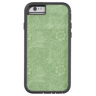 ウィリアム・モリスのマリーゴールド(緑) TOUGH XTREME iPhone 6 ケース