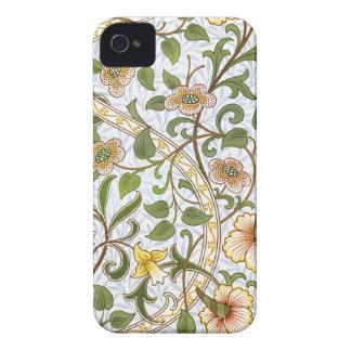 ウィリアム・モリスのラッパスイセンパターンiphone 4ケース Case-Mate iPhone 4 ケース