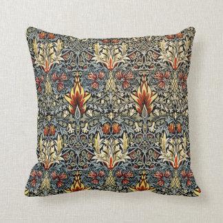 ウィリアム・モリスの壁紙の枕 クッション