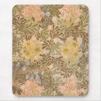 ウィリアム・モリスの木陰-マウスパッド マウスパッド