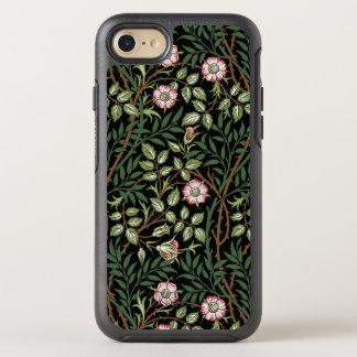 ウィリアム・モリスの甘いイバラのヴィンテージの花柄パターン オッターボックスシンメトリーiPhone 8/7 ケース