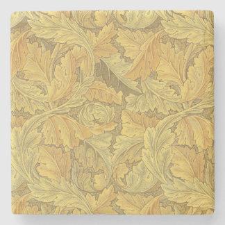 ウィリアム・モリスのAcanthusの壁紙 ストーンコースター
