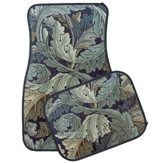 ウィリアム・モリスのAcanthusの花模様の壁紙のデザイン カーマット