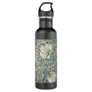 ウィリアム・モリスのPimpernelの花柄 ウォーターボトル