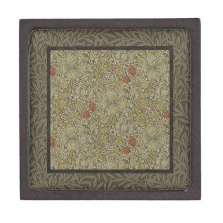ウィリアム・モリス花ユリのヤナギの芸術のプリントのデザイン ギフトボックス