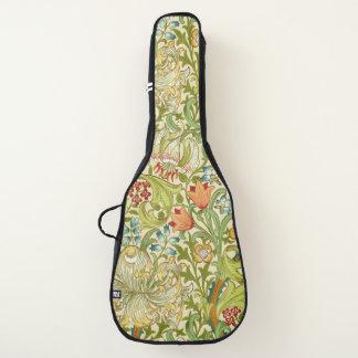 ウィリアム・モリス金ユリのヴィンテージのラファエロ前の画家 ギターケース