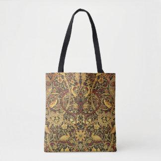 ウィリアム・モリスBullerswoodのタペストリーの花柄の芸術 トートバッグ