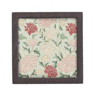ウィリアム・モリスCrayの花のラファエロ前の画家のヴィンテージ ギフトボックス