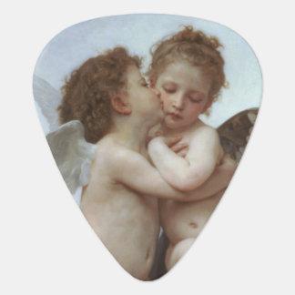 ウィリアムA. Bouguereau著L'Amourと精神のenfants ギターピック
