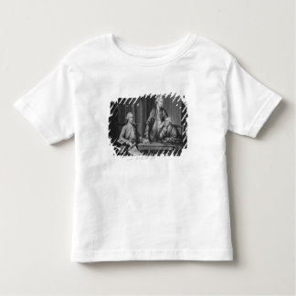 ウィリアムBeckfordジェームスTownsend トドラーTシャツ