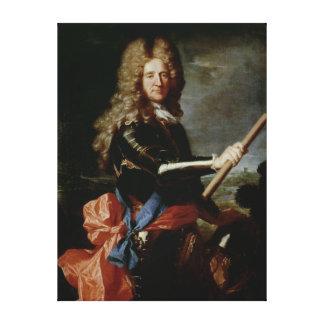 ウィリアムBentinckのポートランドの伯爵 キャンバスプリント