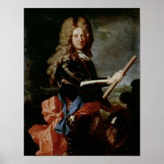 ウィリアムBentinckのポートランドの伯爵 ポスター
