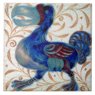 ウィリアムDeモーガンドードーの製陶術 タイル