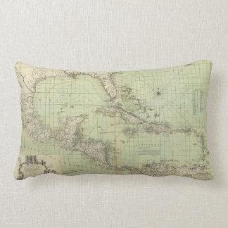ウィリアムGuthrie (1777年)著西インド諸島の地図 ランバークッション