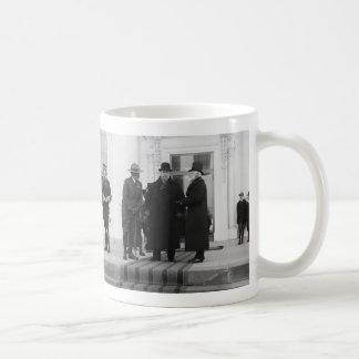 ウィリアムH.タフト、ジェームスブライス及びArchibald W. Butt コーヒーマグカップ