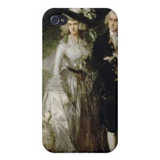 ウィリアムHallett、c.1785氏および夫人 iPhone 4/4S Case