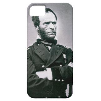 ウィリアムT.シャーマン(1820-91年)大将(b/wの写真) iPhone SE/5/5s ケース