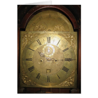 ウィリアムTomlinsonの高い例の時計II カード