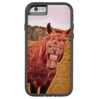 ウィリー笑う馬のiPhone 6の堅い例 Tough Xtreme iPhone 6 ケース