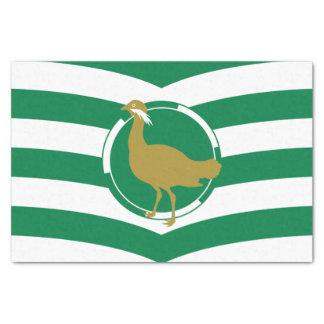 ウィルトシャー郡、イギリスのティッシュペーパーの旗 薄葉紙