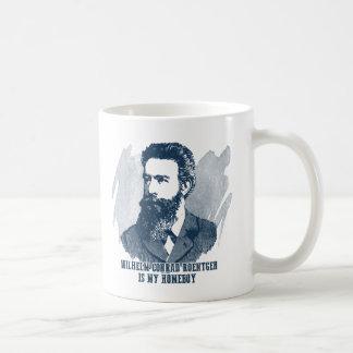 ウィルヘルムコンラッドのレントゲンは私の同郷人です コーヒーマグカップ