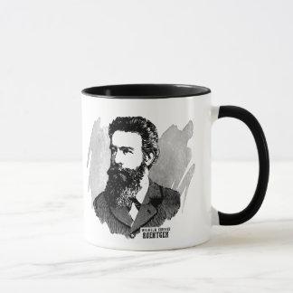 ウィルヘルムコンラッドのレントゲン マグカップ