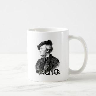 ウィルヘルムリヒャルト・ワーグナー コーヒーマグカップ