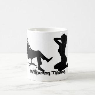 ウィルヘルムThamのマグ マジックマグカップ