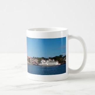ウィルミントンNCの河岸地域のマグ コーヒーマグカップ