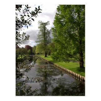 ウィレムBilderdijkpark、Bussum ポストカード