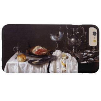ウィレムHeda 1654年著オウムガイのコップが付いている静物画 Barely There iPhone 6 Plus ケース