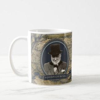 ウィンストン・チャーチルの歴史的マグ コーヒーマグカップ