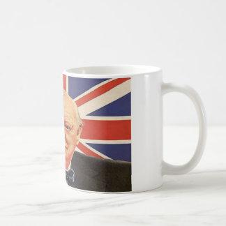 ウィンストン・チャーチル コーヒーマグカップ