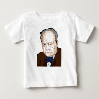ウィンストン・チャーチル ベビーTシャツ