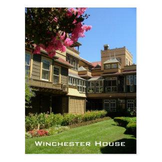 ウィンチェスターの家 ポストカード
