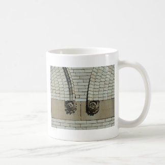 ウィンチェスターはロゼットを切り分けました コーヒーマグカップ