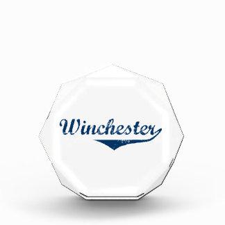 ウィンチェスター 表彰盾