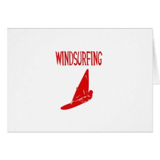 ウィンドサーフィンをするv1赤い文字sport.png カード