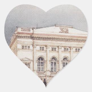 -ウィーンのオーストリアの邸宅を下げて下さい ハートシール