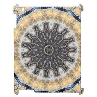 ウィーンの万華鏡のように千変万化するパターンの曼荼羅: パターン220.10 iPadケース