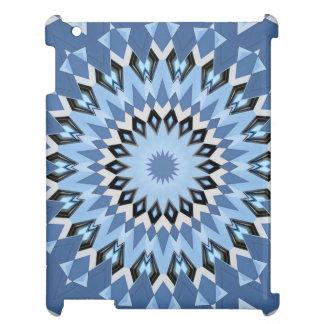ウィーンの万華鏡のように千変万化するパターンの曼荼羅: パターン220.1 iPadケース