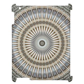 ウィーンの万華鏡のように千変万化するパターンの曼荼羅: パターン220.4 iPadケース