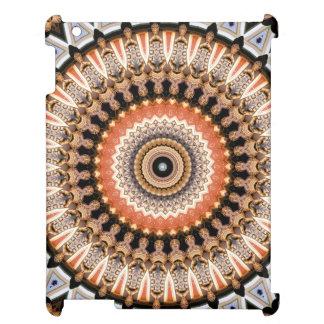 ウィーンの万華鏡のように千変万化するパターンの曼荼羅: パターン220.7 iPadケース