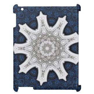 ウィーンの万華鏡のように千変万化するパターンの花の曼荼羅: エド。 220.5 iPadケース